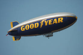 Good Year Blimp
